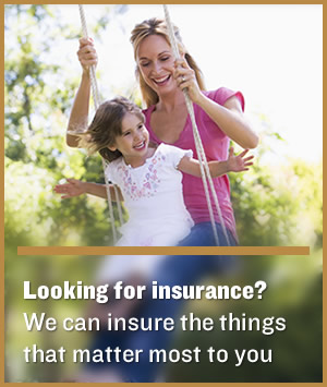 Looking for insurance?